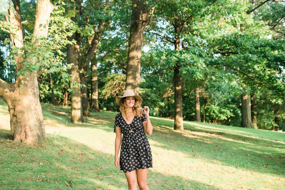 pittsburgh senior portrait photographer senior pictures