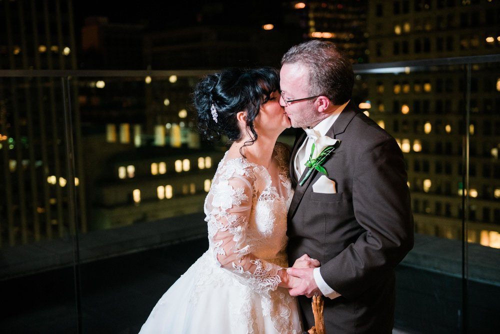 pittsburgh wedding photographers hotel monaco