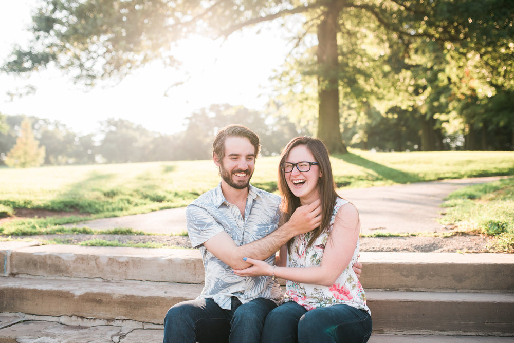 Tips for Engagement Sessions, Pittsburgh wedding photographer, Act Natural