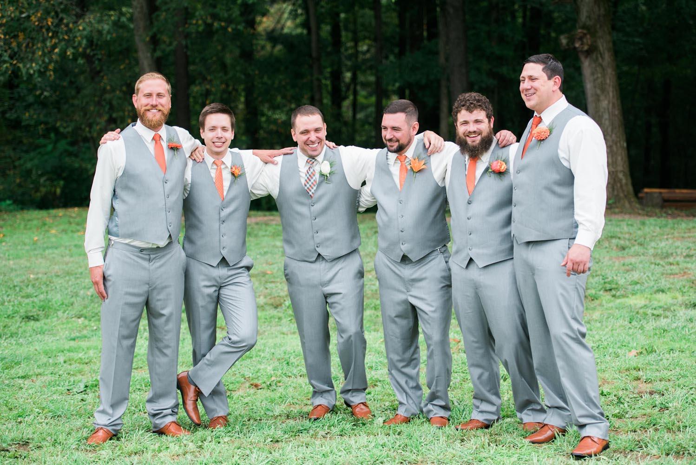 Jenn & Brad | A Barn at Soergel Hollow Wedding — Pittsburgh Wedding ...