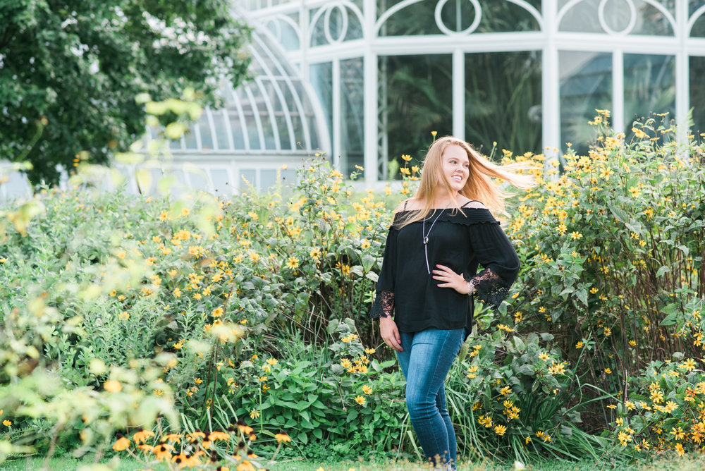 pittsburgh senior portrait photographer