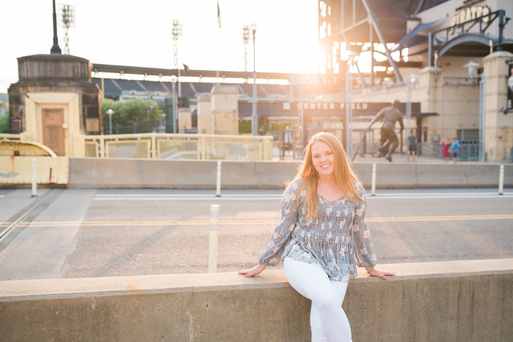 pittsburgh senior pictures photographer