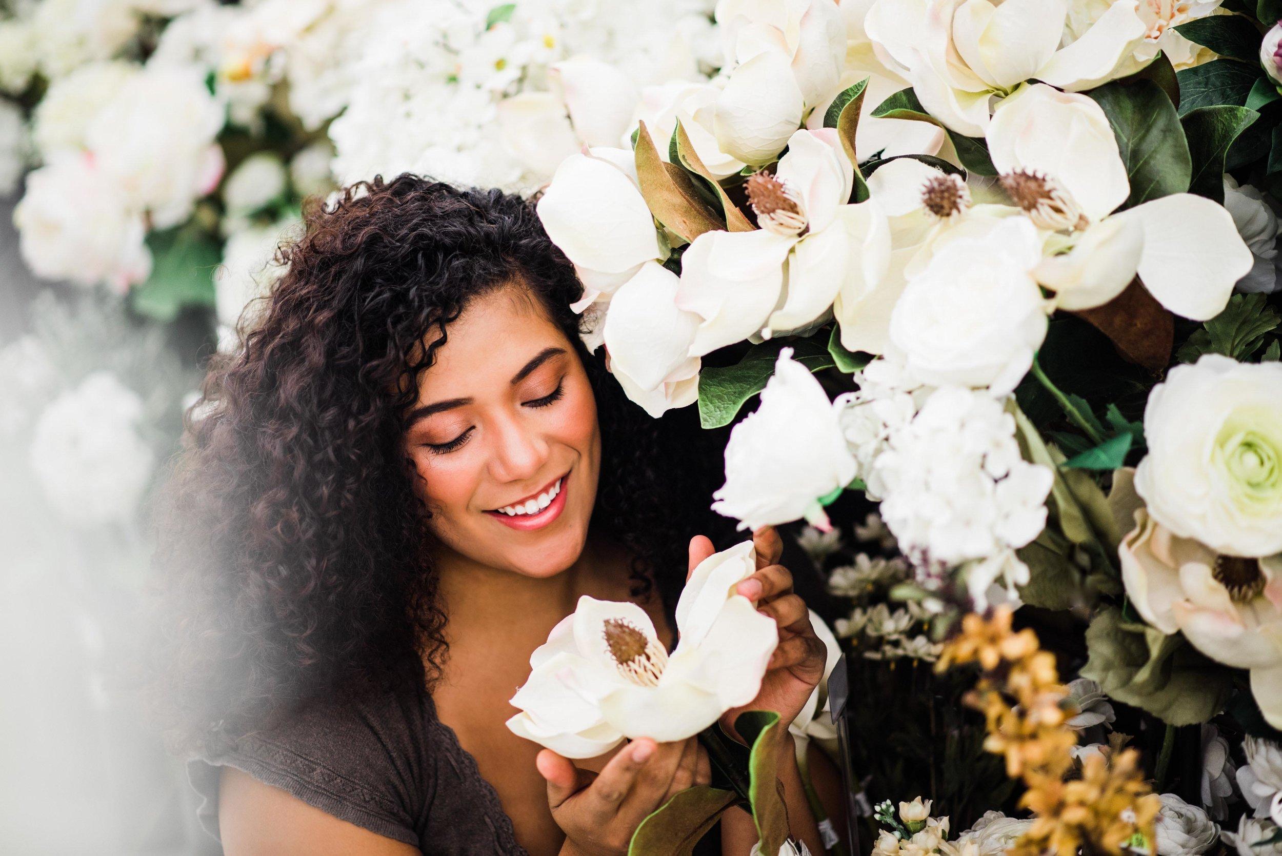The Craft Store Photo Challenge Pittsburgh Wedding Portrait