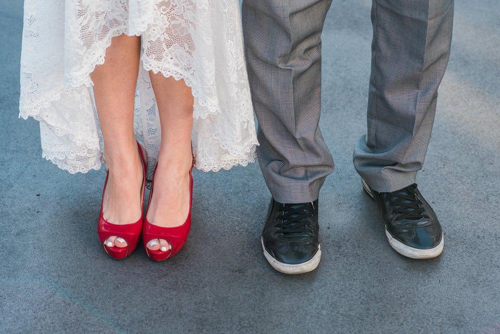 vegas elopement photography