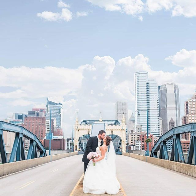 Steph & Dan were fearless yesterday! From ducking under trees, jumping over puddles, and climbing a bridge in the middle of the street, they were up for anything to get the shot!  Congrats @stephfieldss! . . . . . . . . . . #weddinginspo #burghbrides #pittsburghweddingphotographer #pittsburghweddings #pghwedding #pittsburghphotographer #burghphotog #weddingphotos #pittsburghcouple #burghwedding #wedding #huffpostweddings #weddingpictures #pittsburghweddingplanner #lovepgh #pittsburghlove #ohioweddings #paweddings #wvweddingphotographer #ohioweddingphotographer #paweddingphotographer #clevelandweddingphotographer #akronweddingphotographer #erieweddingphotographer #pittsburghwedding #pghweddingphotographer #steelcity #pghphotographer #pittsburghengagement