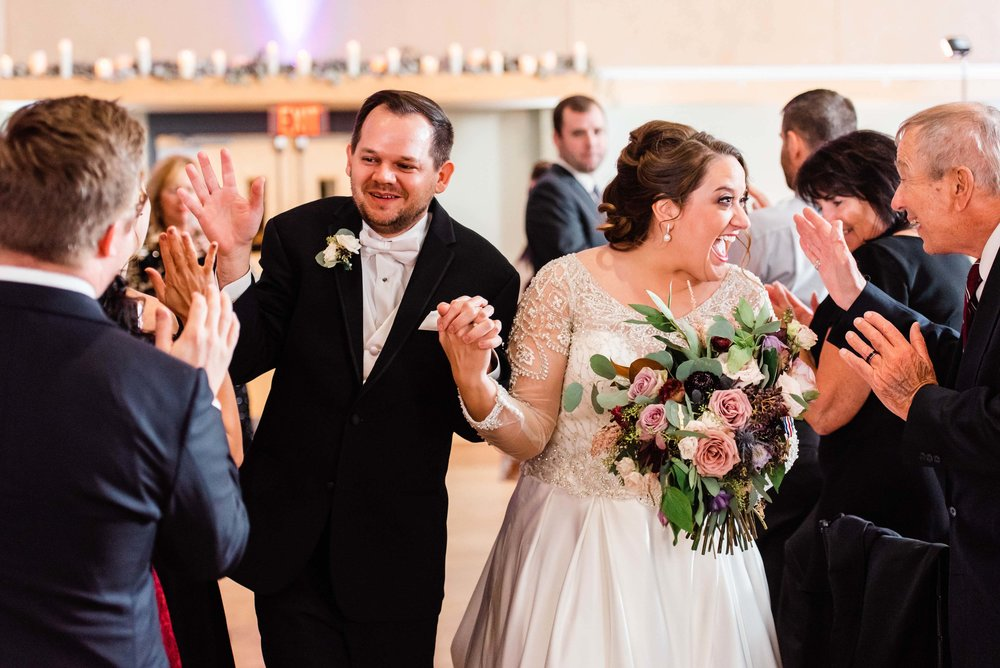 st pauls cathedral and circuit center wedding