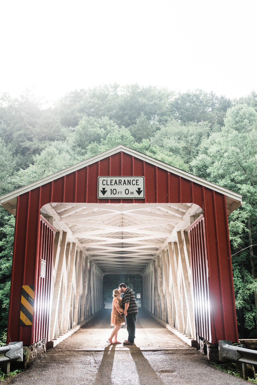 McConnels Mill Engagement