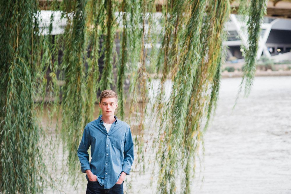 North Shore Senior Photographer