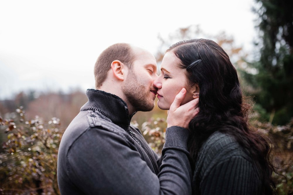 Pittsburgh Zoo Engagement Sessions