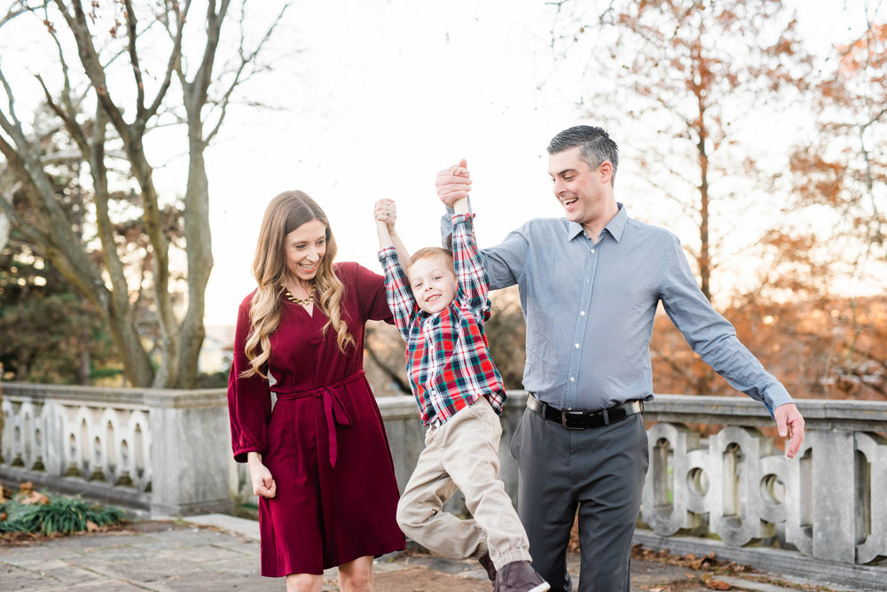 Mellon Park Family Session