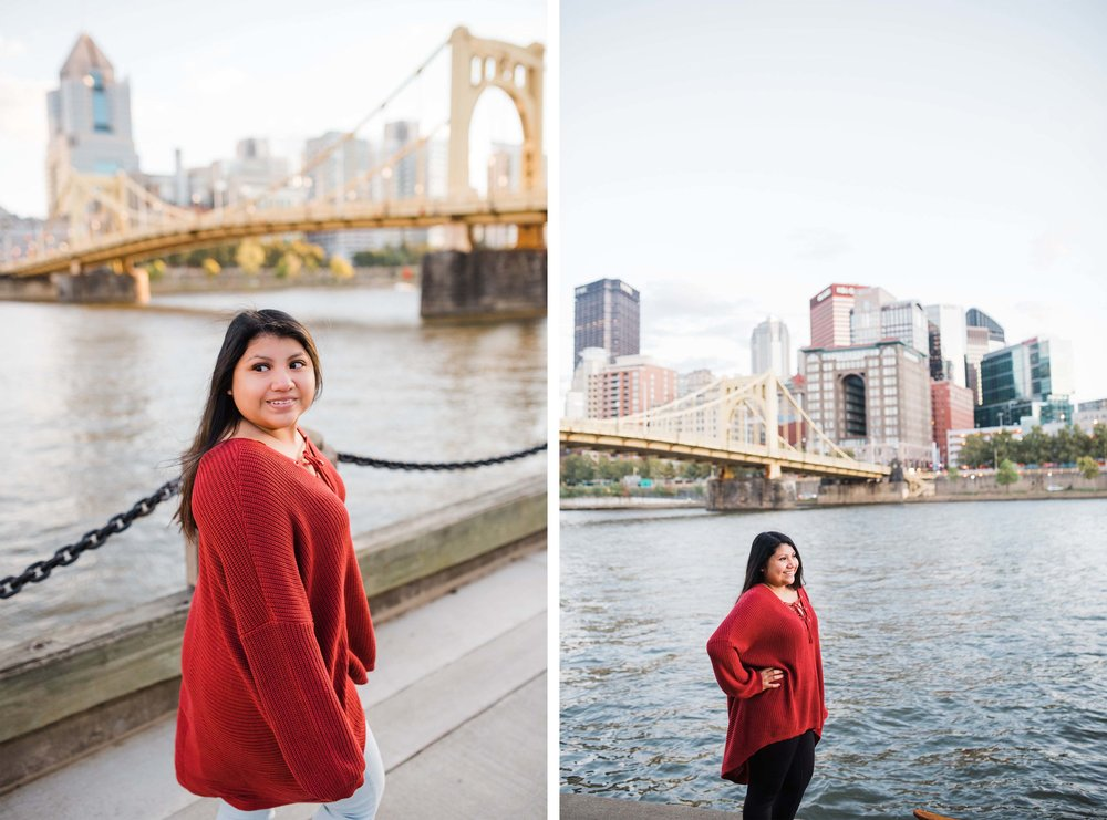 North Shore High School Senior Session