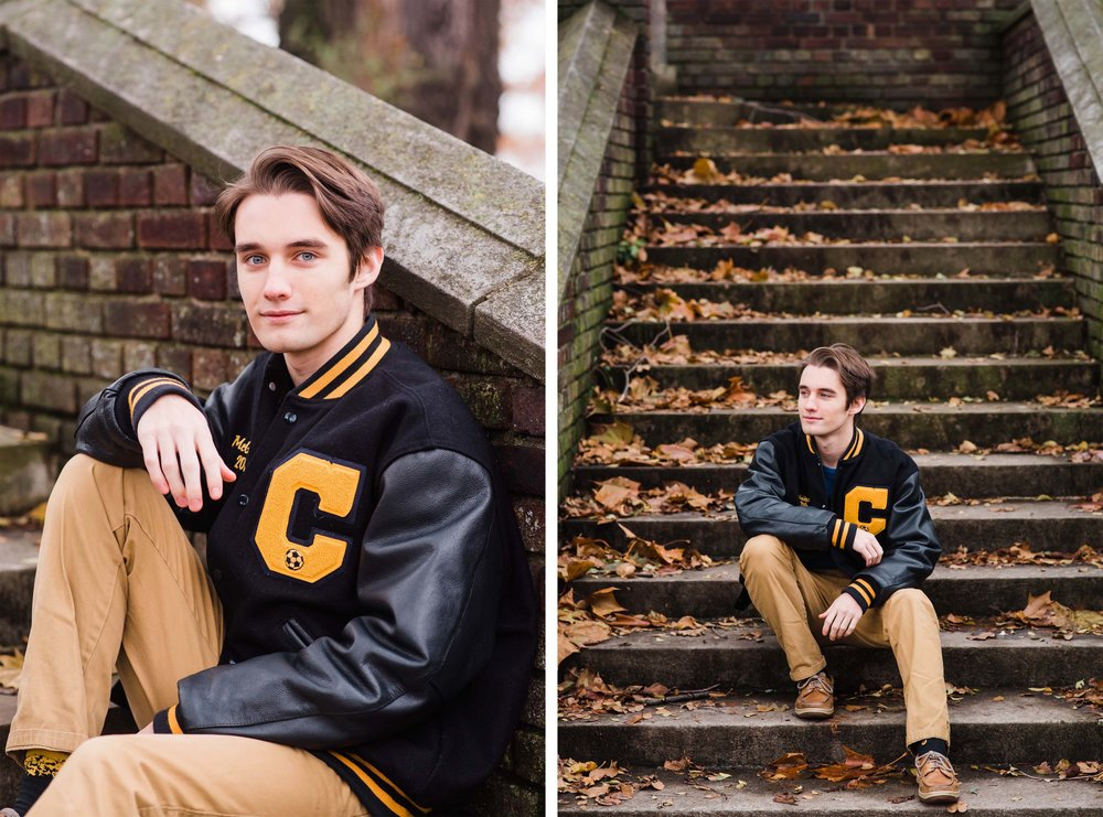 Mellon Park High School Senior Session