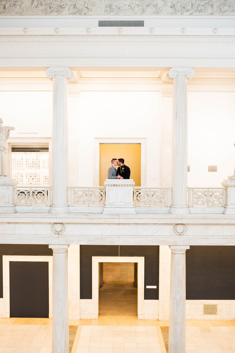 carnegie museum wedding