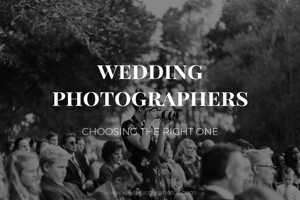 Kayla Nicole Photography, choosing the right wedding photographer.jpg