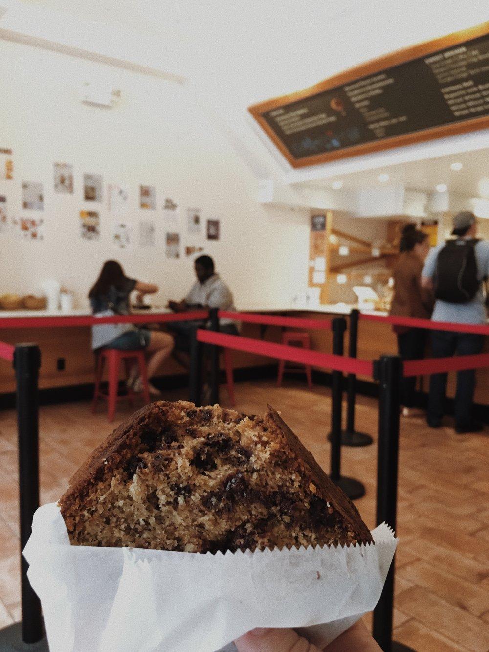 Levain Bakery, Manhattan New York.JPG