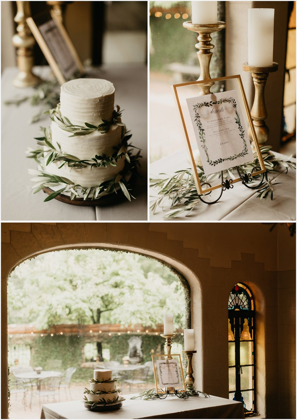 Wedding details at the Gabrella Manor