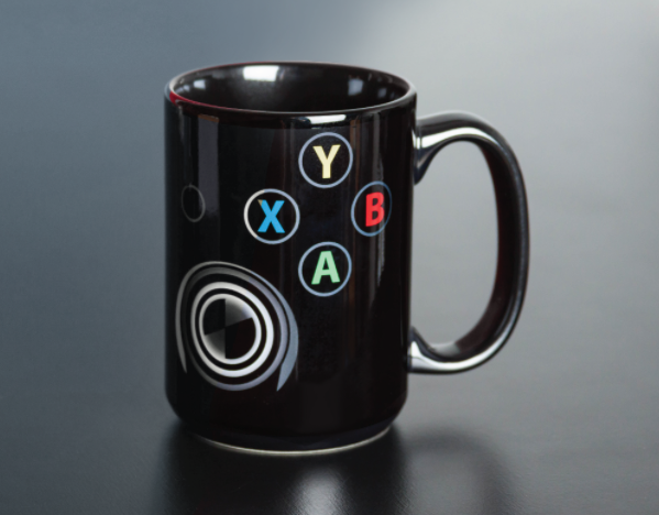 Custom Xbox Controller Coffee Mug