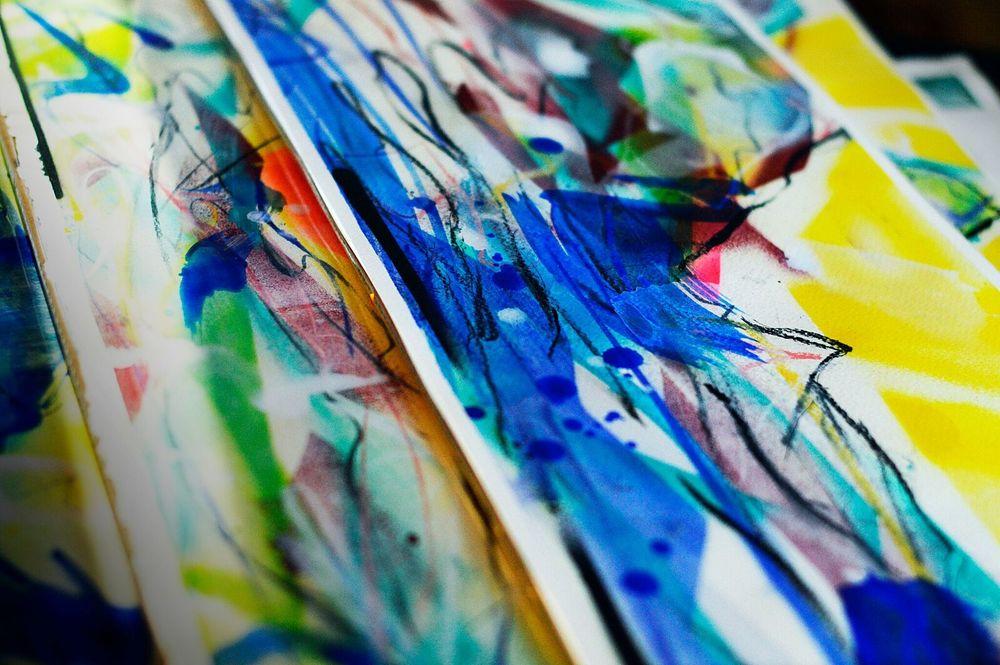 Al Greenall - painter
