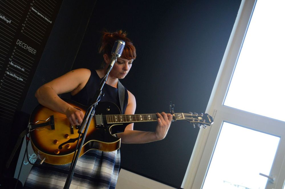 Joan Grayling - musician