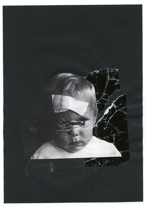 Antonio Occulto - collage artist