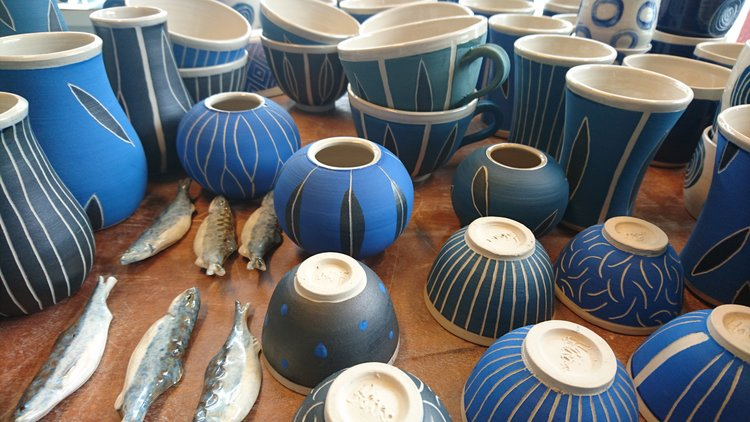 Hanne Tobiassen - Marianne Nyhagen - ceramics