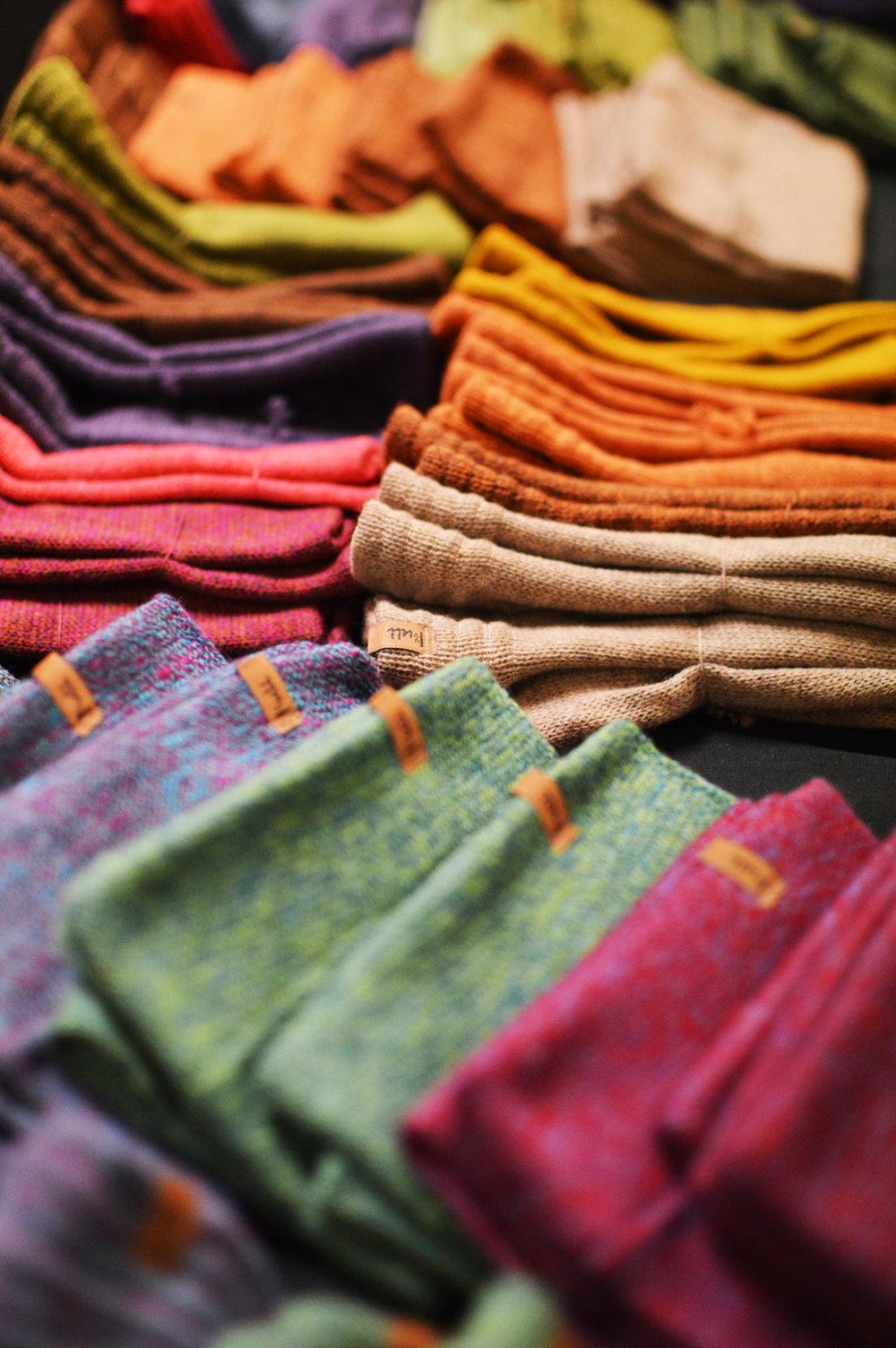 Ingvild Kverneland - Iull - woolen products