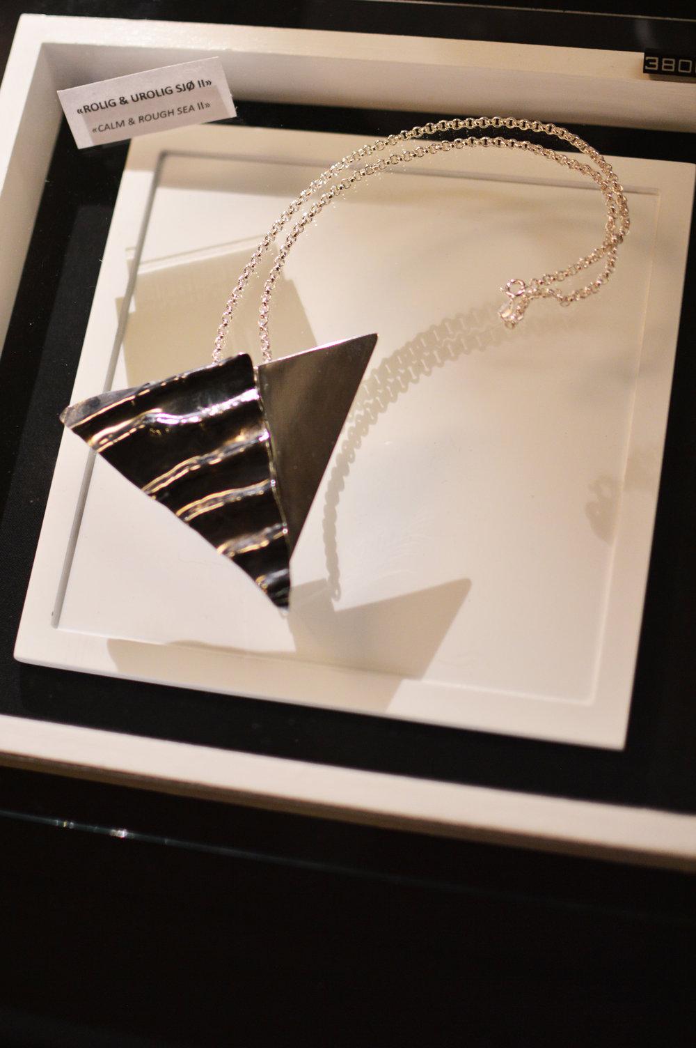 Tove Moss - jewellery designer