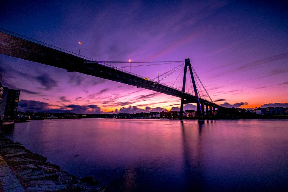 ©Brian Tallman Stavanger SundownDSCF9921.jpg