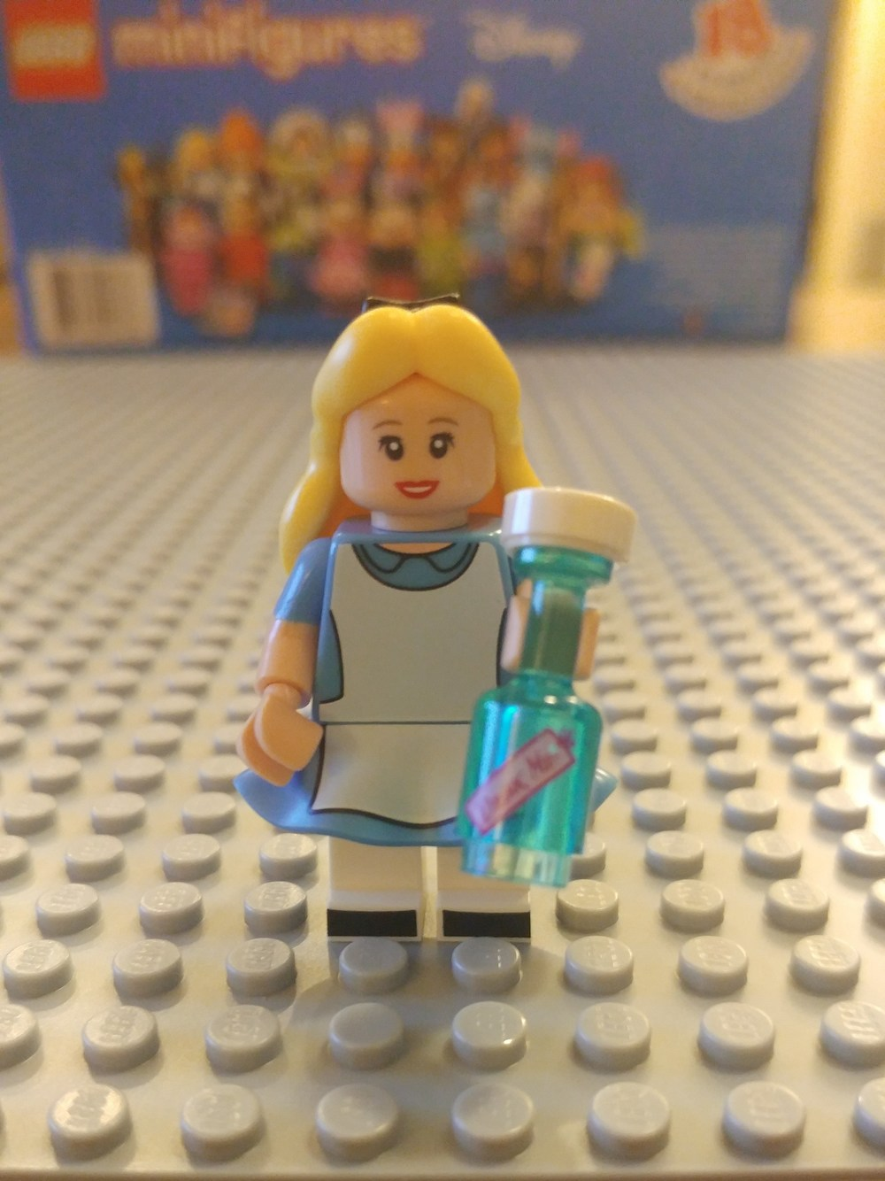 Alice Minifig Close Up - Front