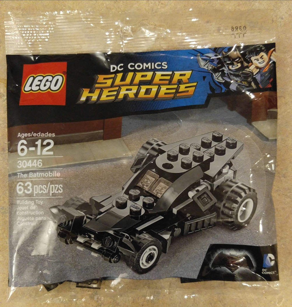 30446 The Batmobile