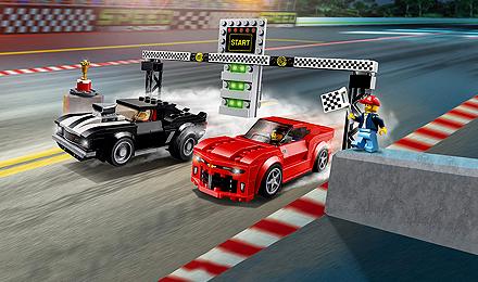 Speed Champions Box Sets