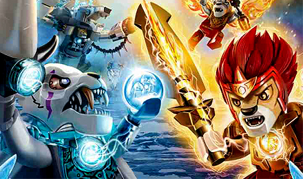 Chima Box Sets