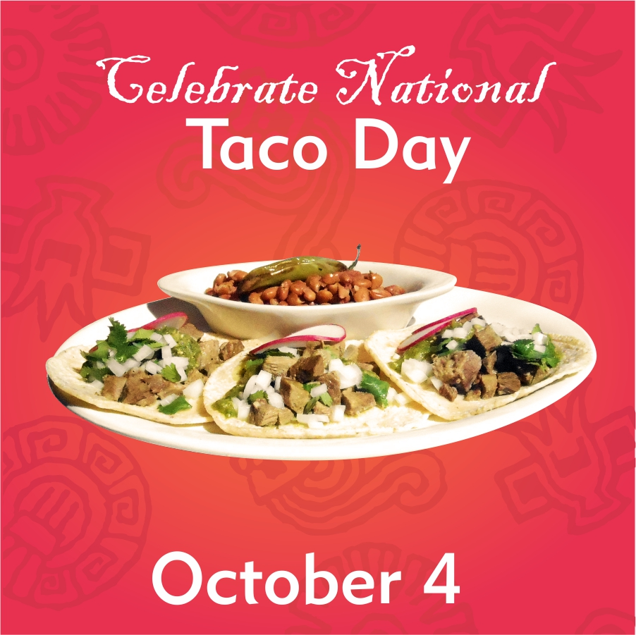 Image result for national taco day 2018