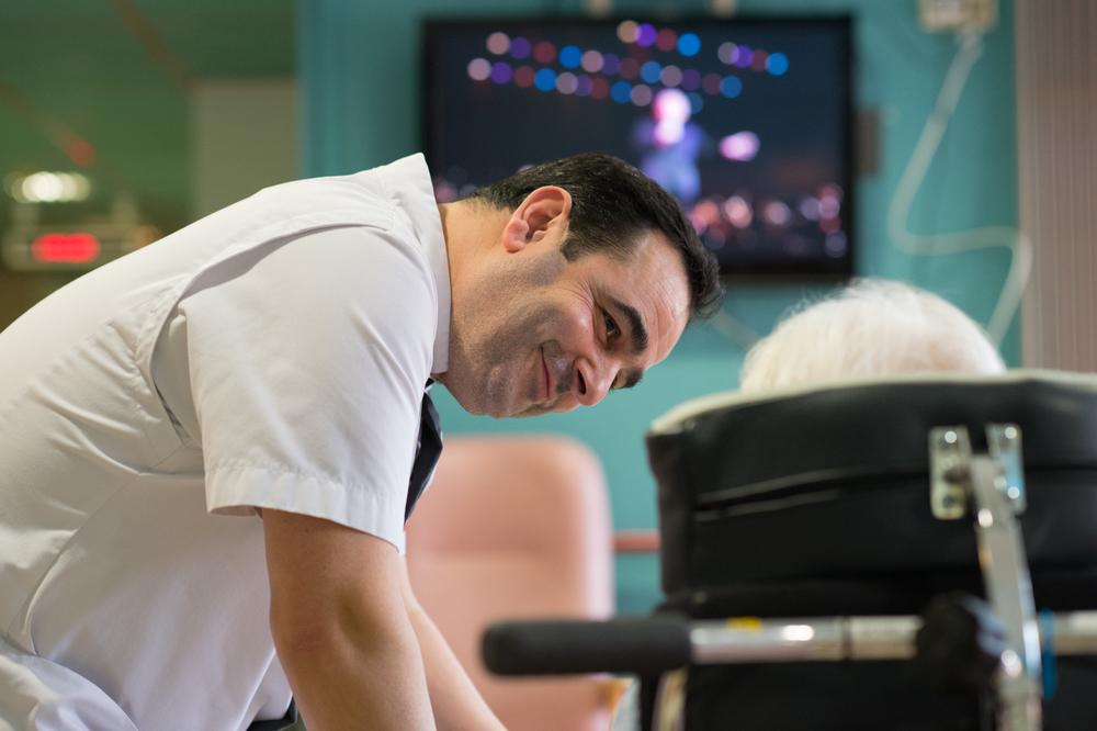 SCHEUTBOS  – Clinique gériatrique et psychogériatrique – Résidence de soins (MR/MRS) – Polyclinique