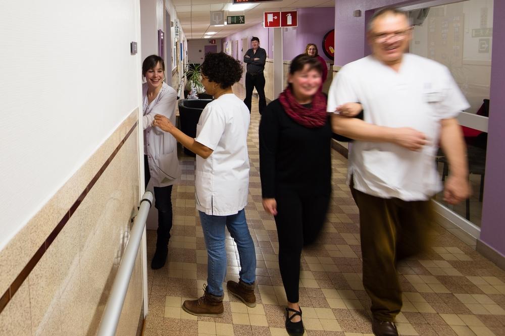 """LA FORÊT DE SOIGNES    – Clinique psychiatrique – Hôpital de jour """"La Renouée  """""""