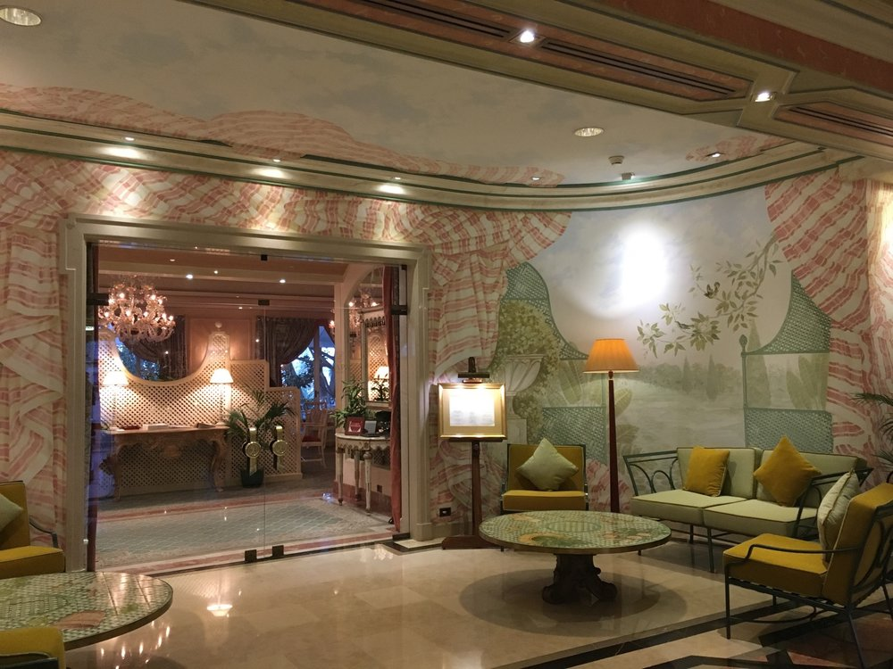 Olissippo Lapa Palace Lobby
