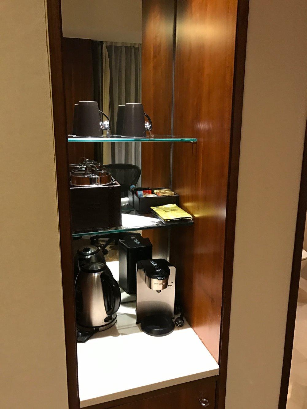 21 - Westin Beijing Financial Street executive renewal suite coffee and tea.jpg