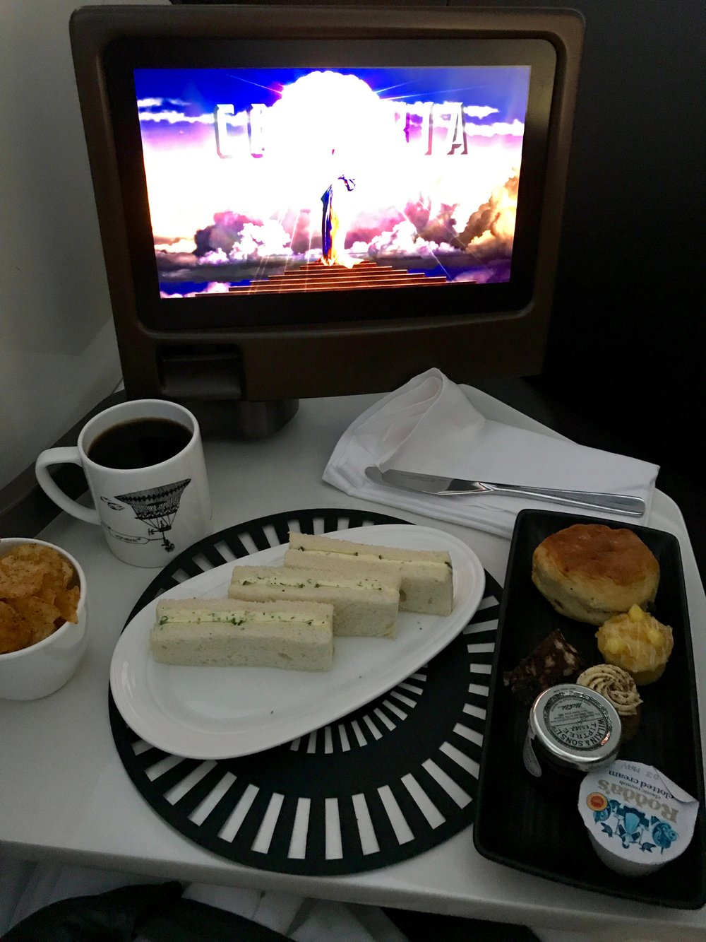 Virgin Atlantic LHR JFK Upper Class - 28.jpg