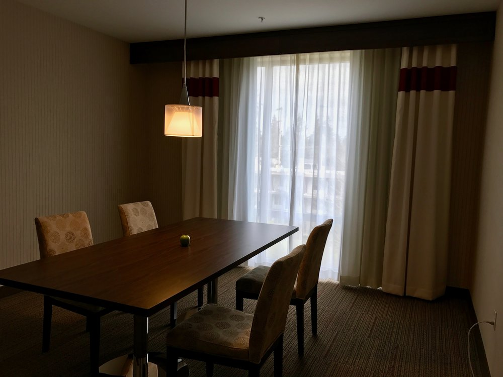 Loft Suite Dining Room