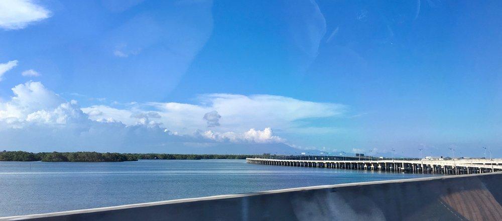 Leaving the Denpasar/Kuta area