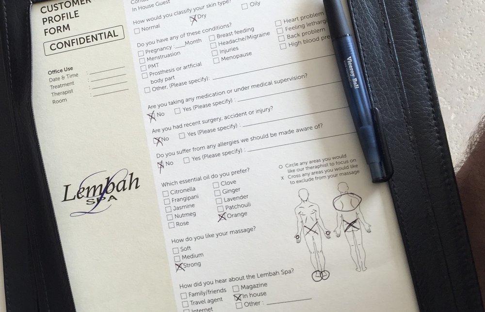 Viceroy Bali spa questionnaire.jpg
