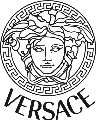 387f4e0a445c A logo that we do know the meaning behind is that of Versace. Gianni Versace  was inspired by greek mythology
