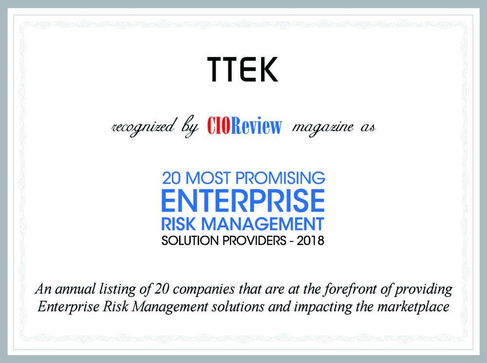 TTEK CIOmag Certificate best of ERM 2018.jpg