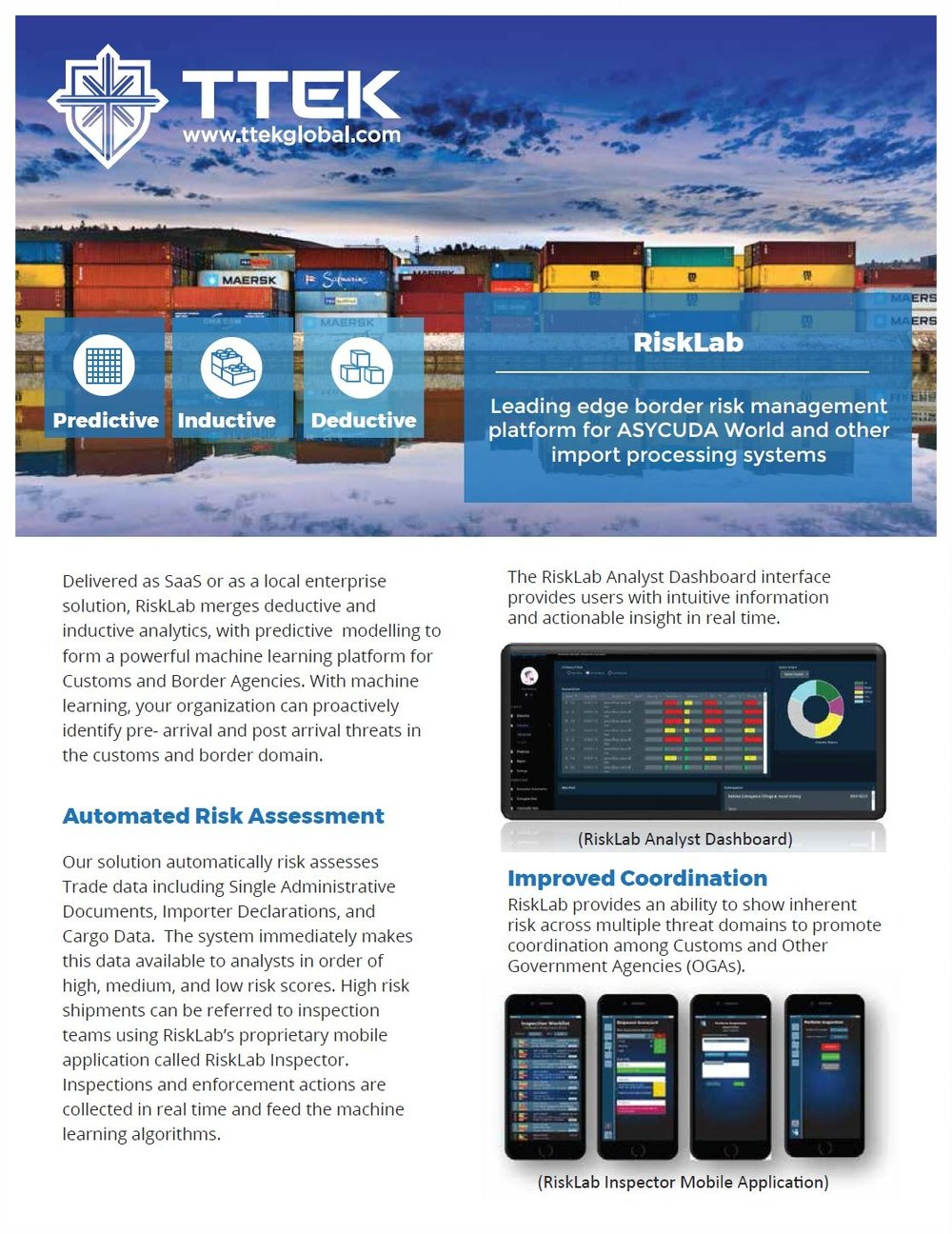 Download Our RiskLab Brochure in PDF Format