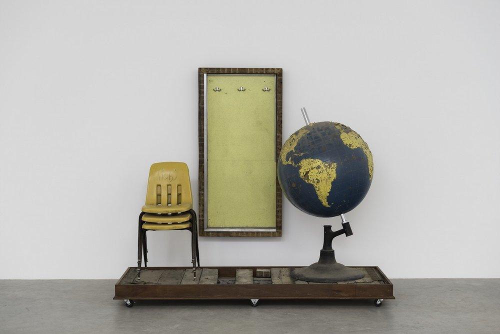 Theaster Gates  'Classroom'