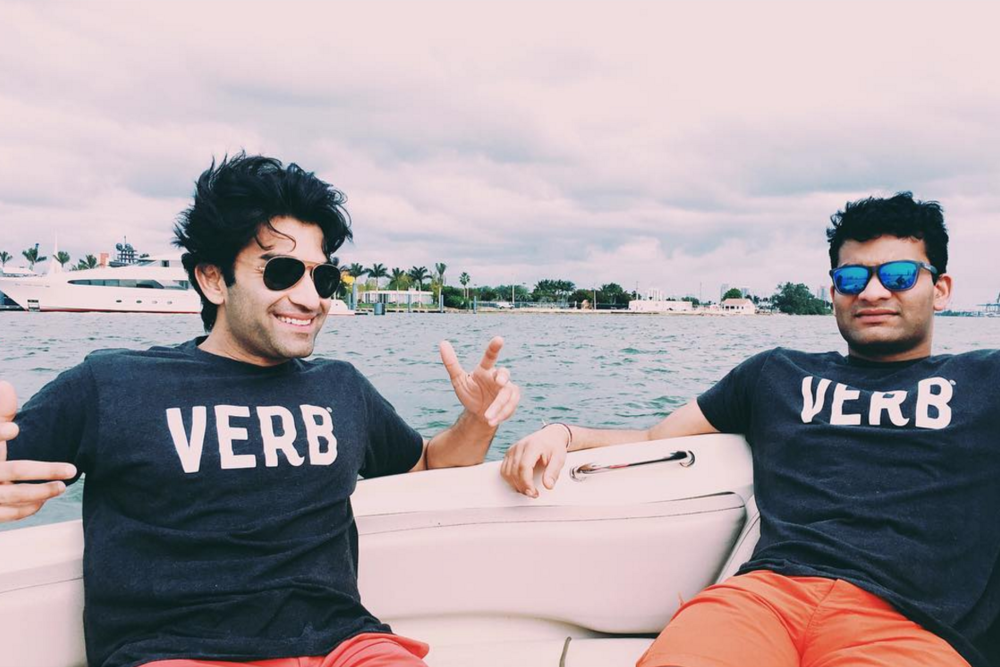 Verb Shirts: Great for weekends in Miami