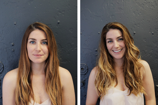 Man Repeller Wet Hair Waves Tutorial