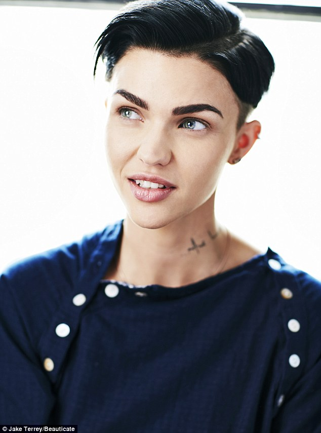 Ruby Rose (Our #1 Girl Crush)