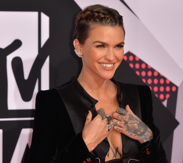 Ruby Rose (yes,again)