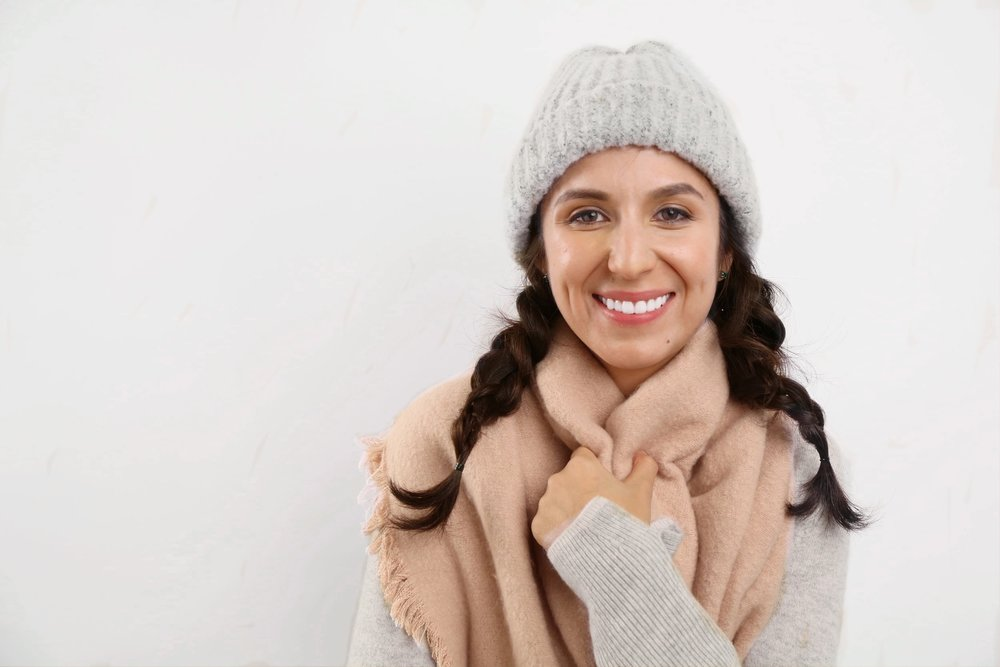 Winter Hat Hairstyles